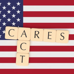 Cares Act Scrabble